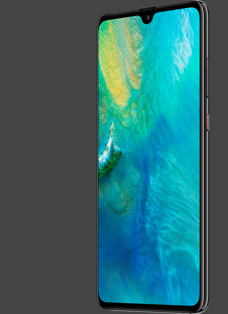 HUAWEI Mate 20 big screen
