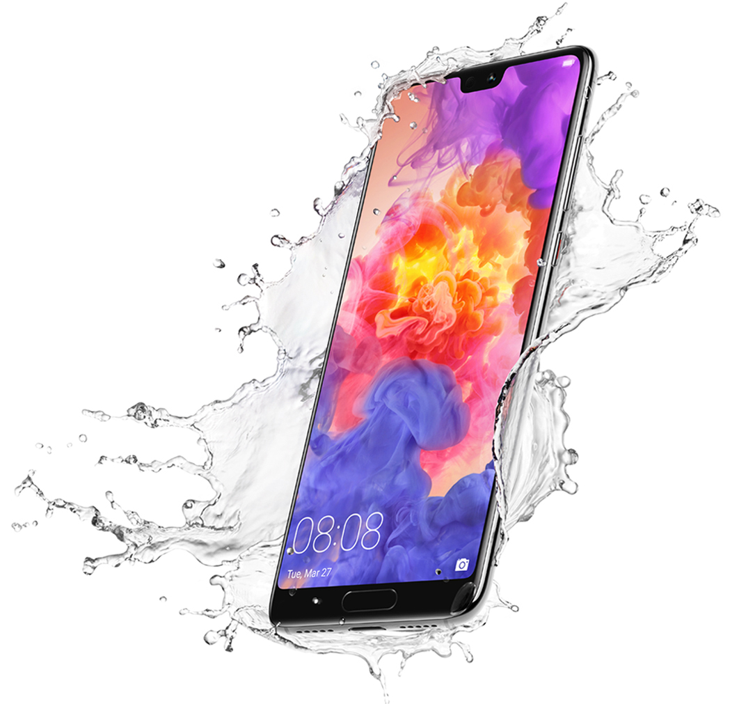 huawei-p20-pro-water-resistant