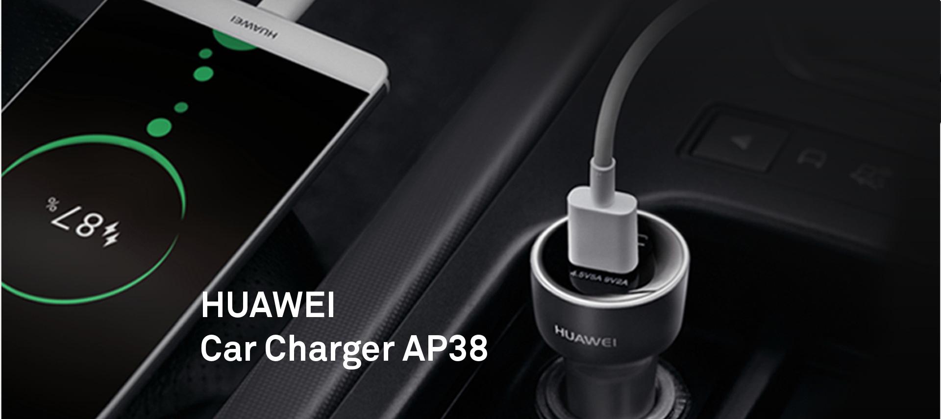 HUAWEI Car Charger AP38
