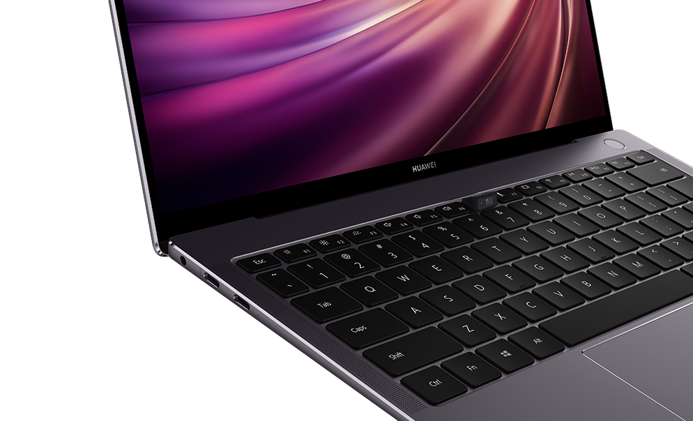 huawei matebook x pro-sleek portable design