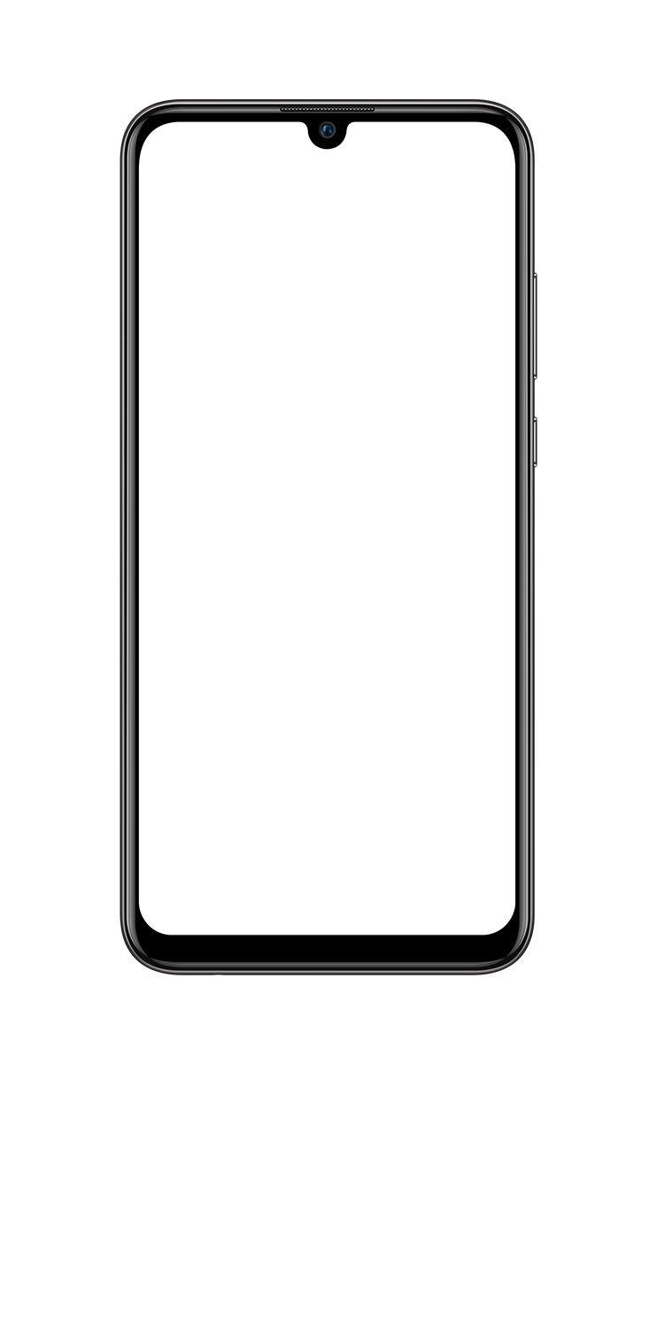 HUAWEI P smart 2019 big battery