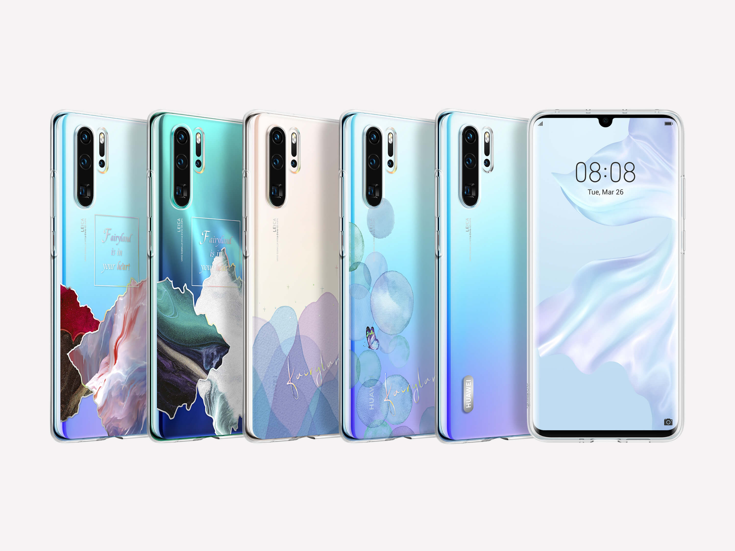 huawei p30 pro anti-fall case