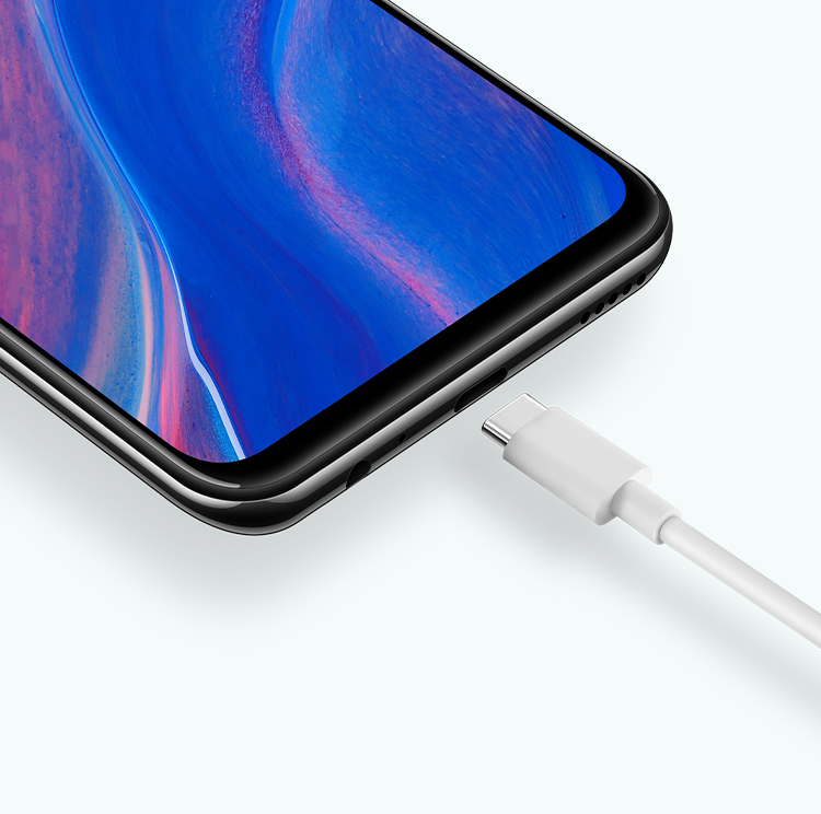 huawei y9 prime 2019 type-c usb cable