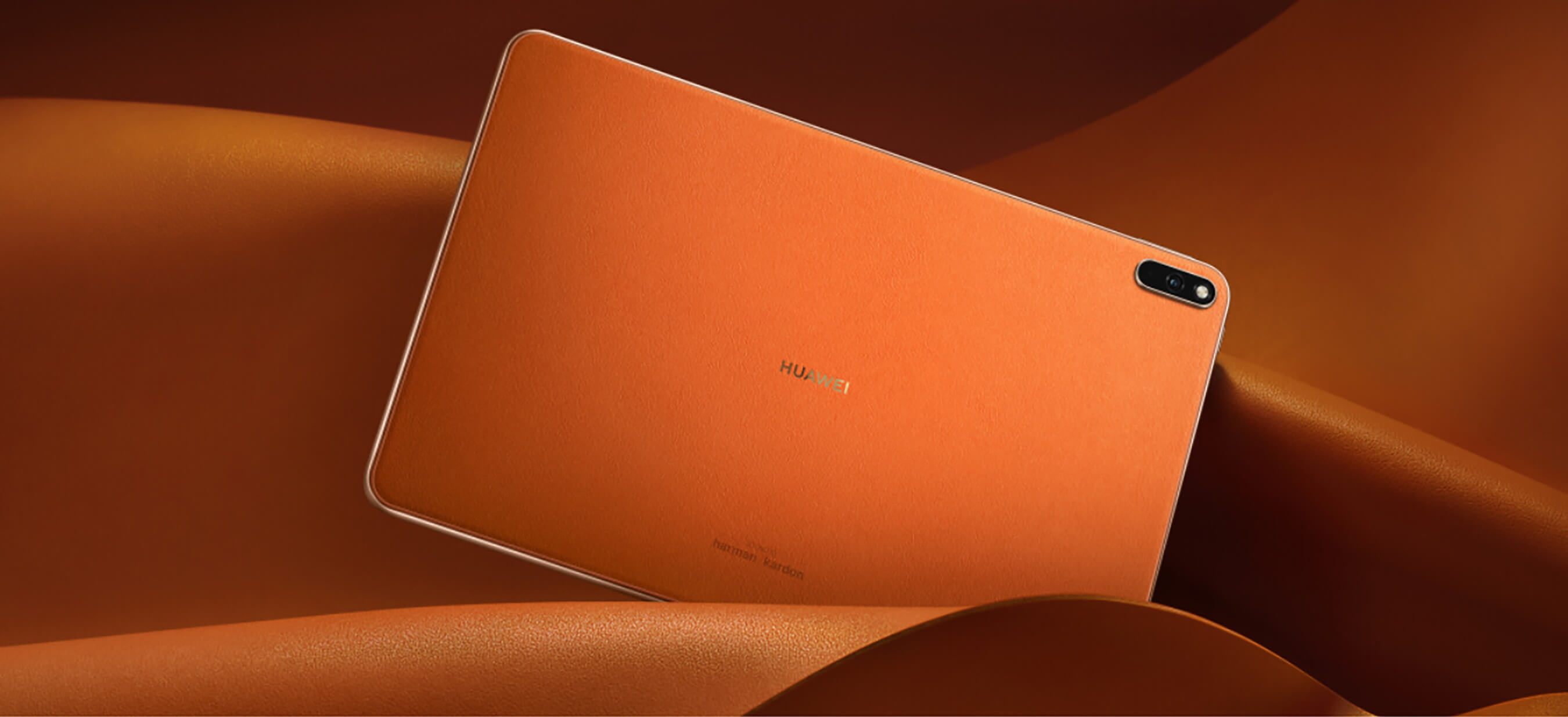 huawei matepad pro 5g color orange