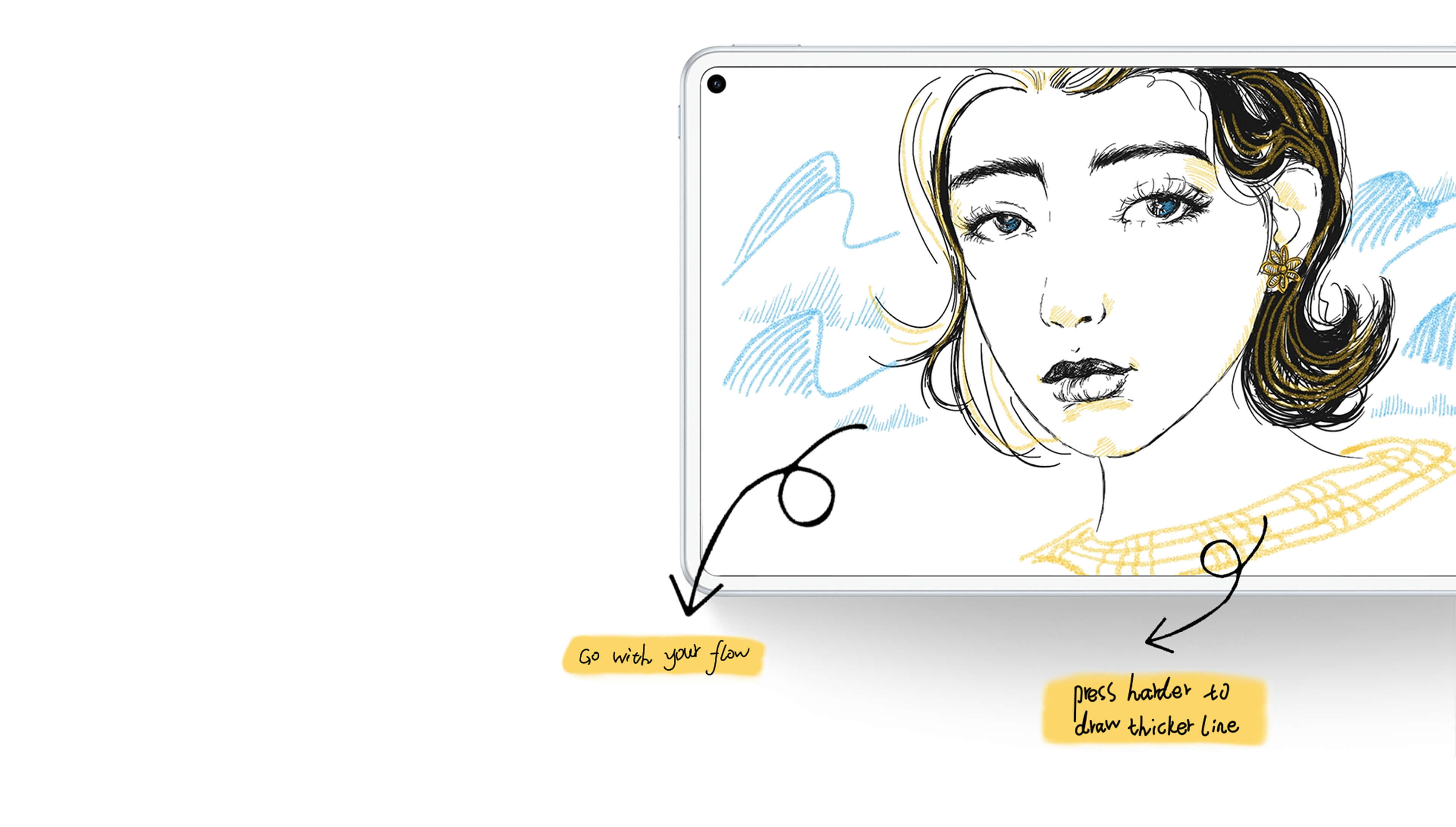 huawei matepad pro m-pencil experience