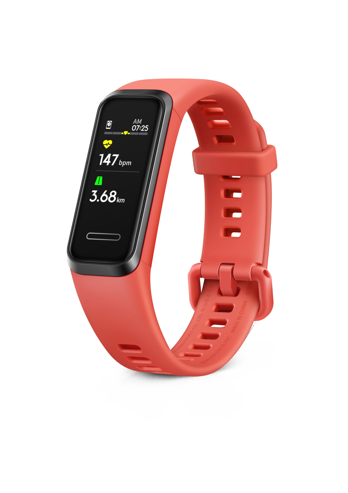 HUAWEI Band 4 Design