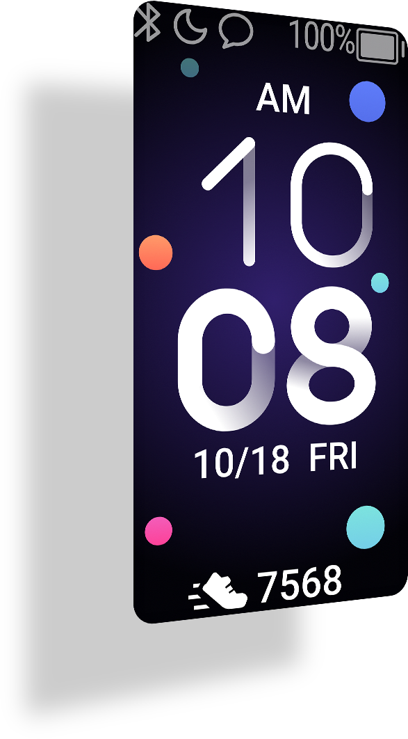 HUAWEI Band 4 Watch Faces