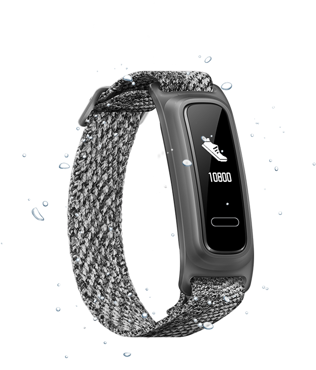 HUAWEI Band 4e Water Resistant up to 50 Meters