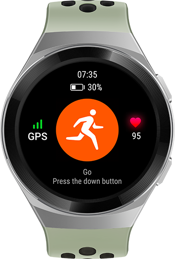 HUAWEI WATCH GT 2e professional workout data personal fitness