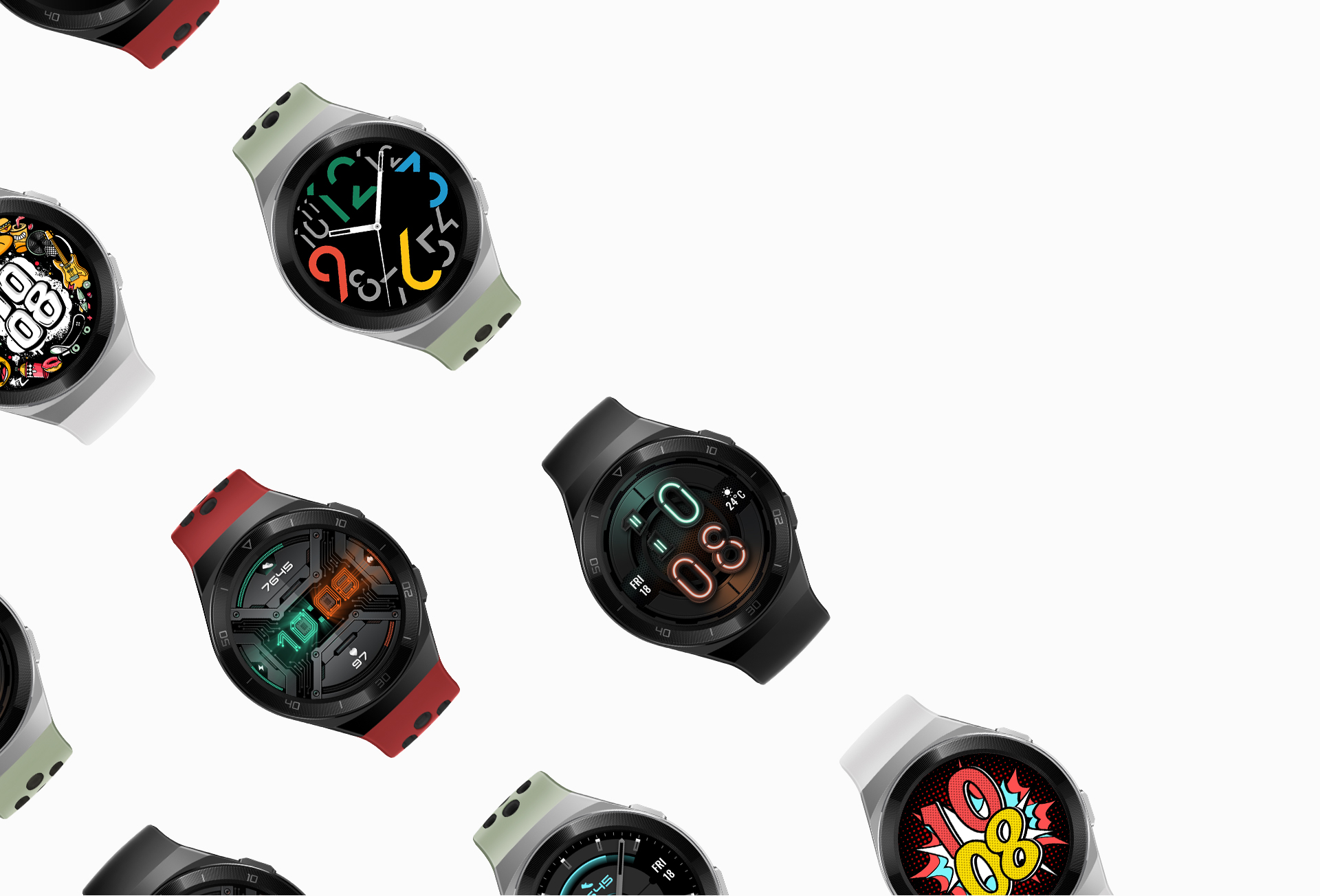 HUAWEI WATCH GT 2e watch face