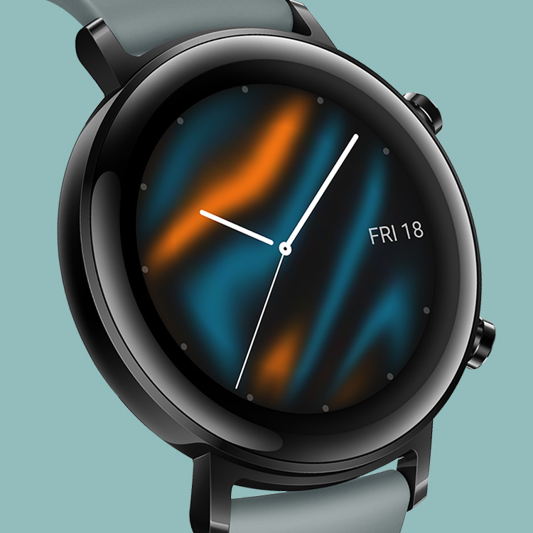 HUAWEI WATCH GT2 AMOLED Display