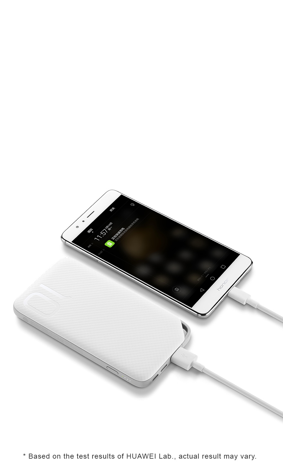 QuickCharge™ بإخراج 9 فولت 2 أمبير 18 واط