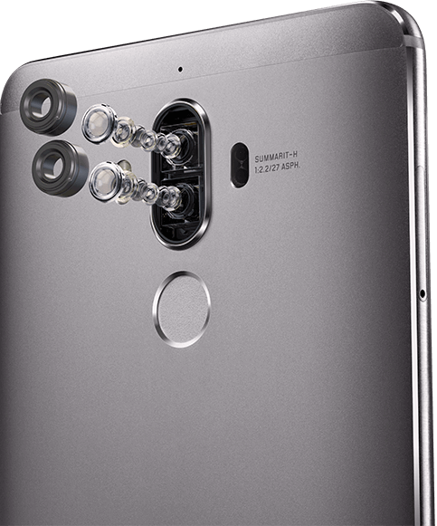 2nd generation Leica Dual Camera