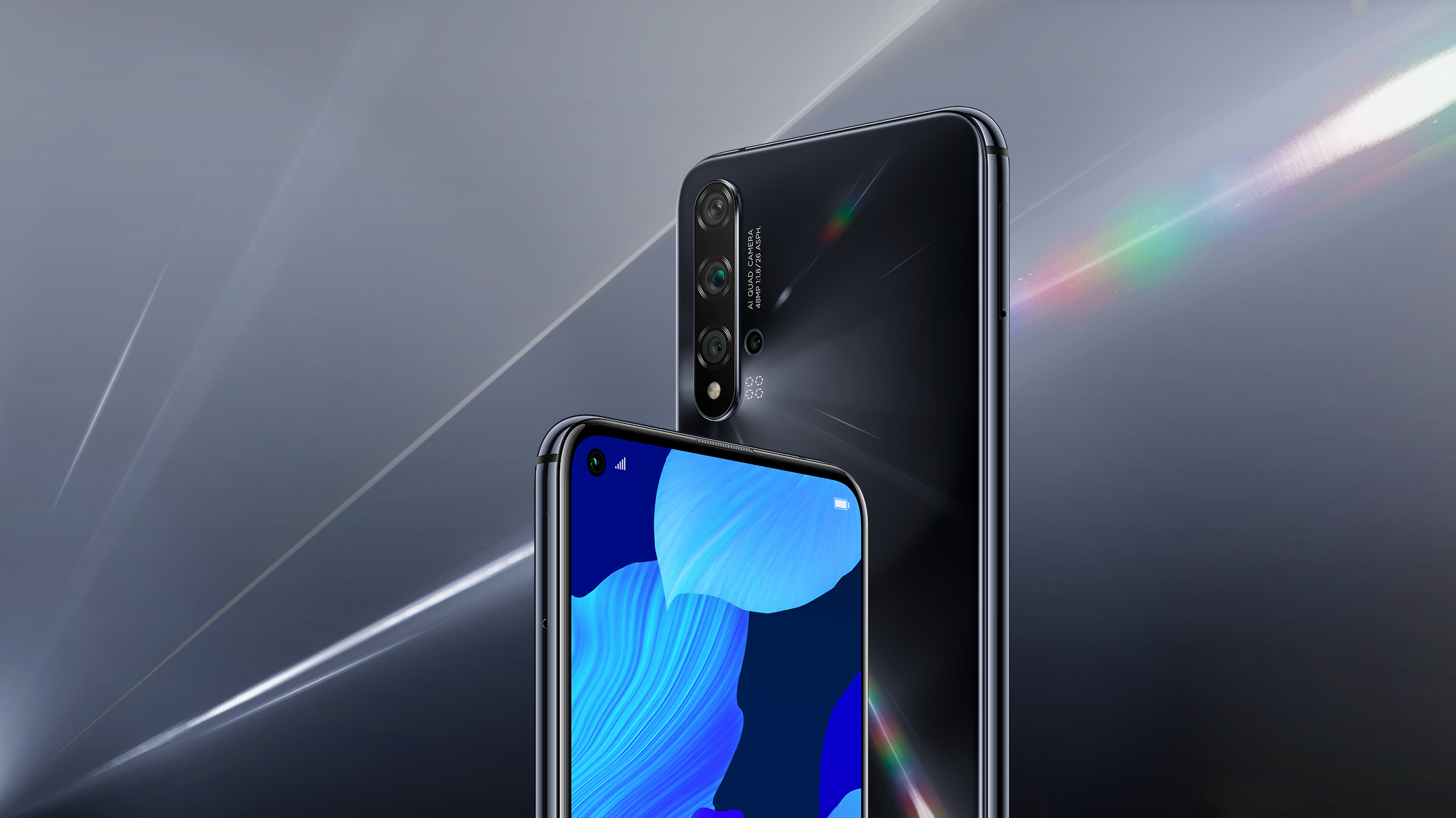 HUAWEI nova 5T color black
