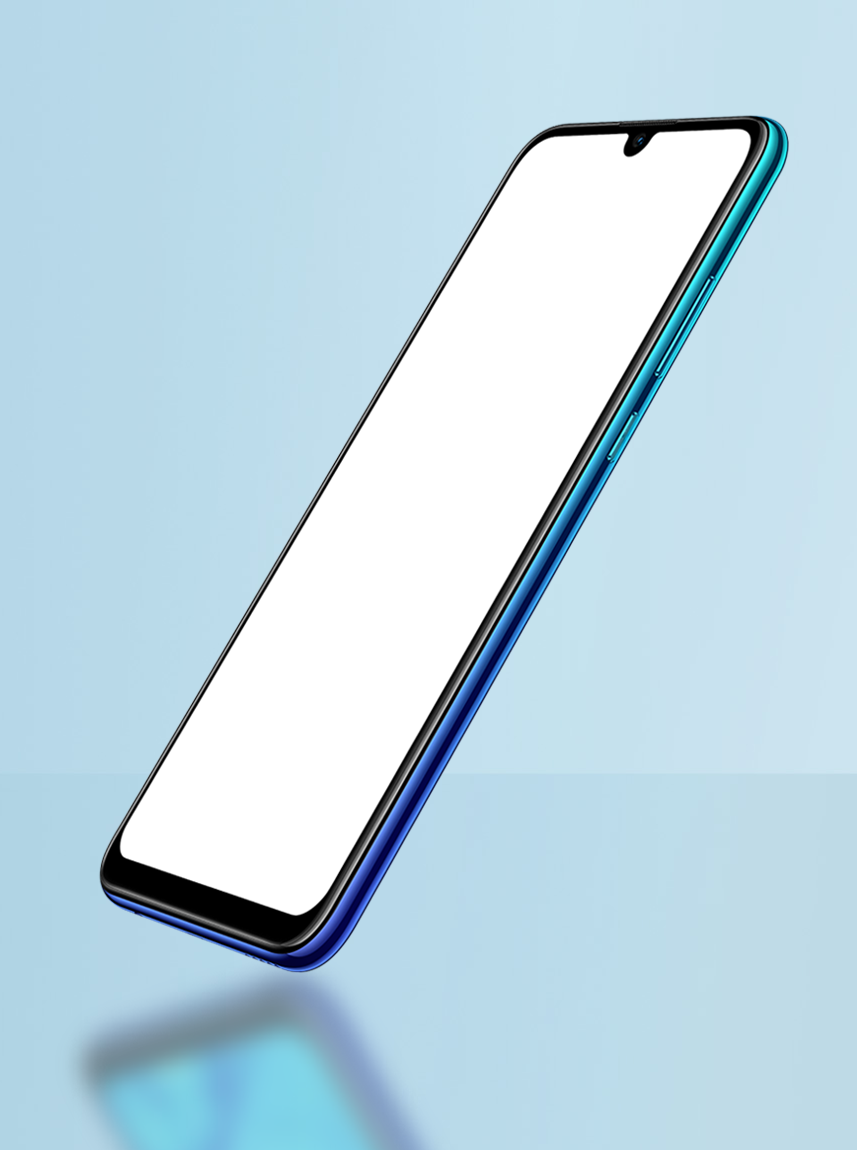 HUAWEI P smart 2019 dewdrop display