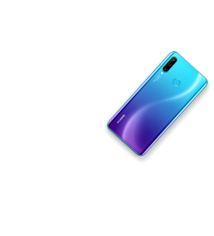 Huawei P30 lite Slim 3D Curved Glass Design