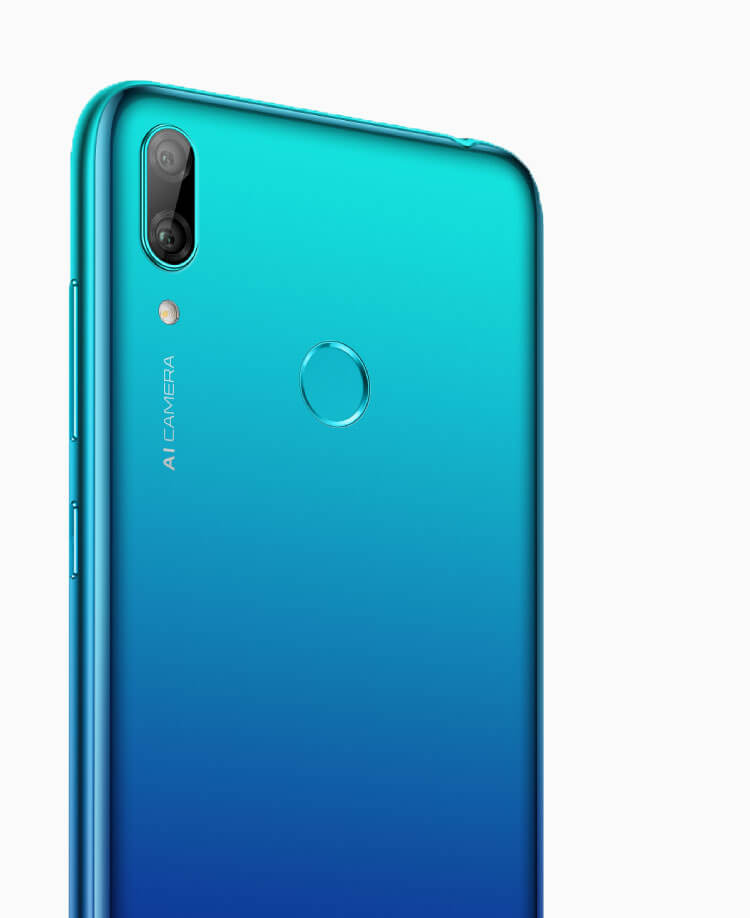 HUAWEI-Y7-2019-rear-camera