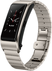 HUAWEI Talkband B5 with gray color
