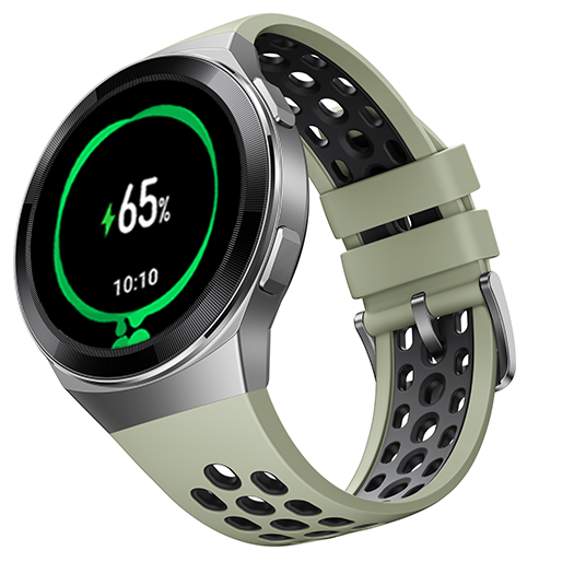 HUAWEI WATCH GT 2e 2 Weeks Battery Life Right