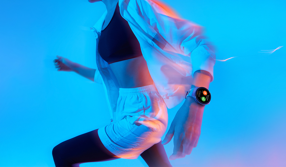 HUAWEI WATCH GT 2e Detects workouts automatically