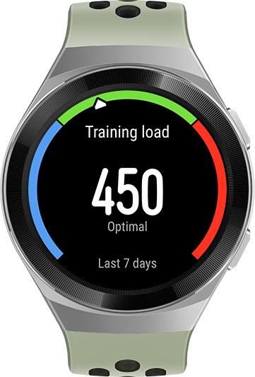 HUAWEI WATCH GT 2e professional workout data Training