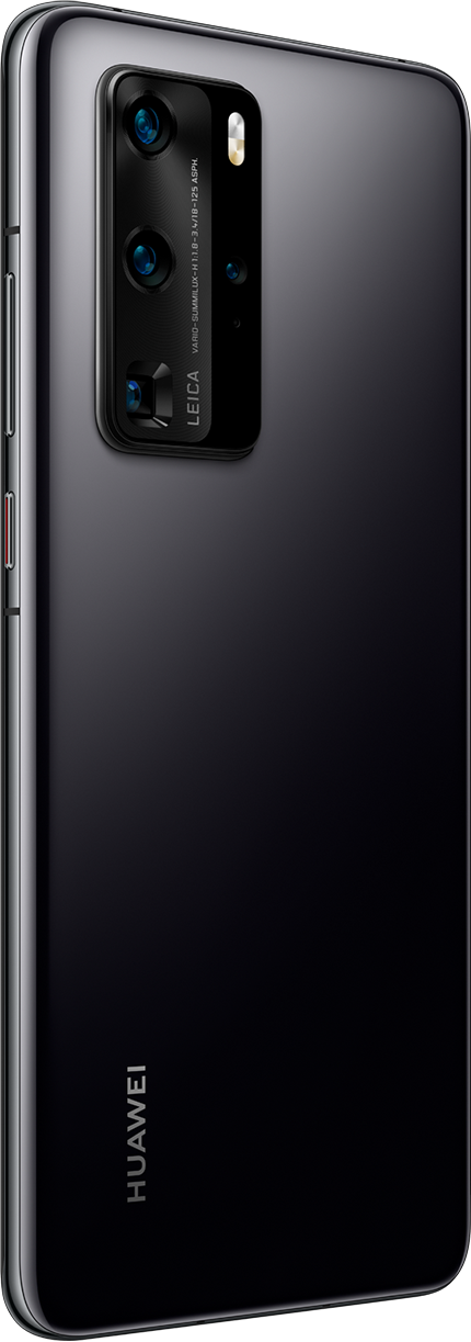 HUAWEI P40 Pro Midnight Black Back