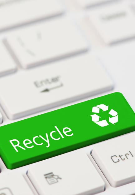 sustainability - planet - recycling
