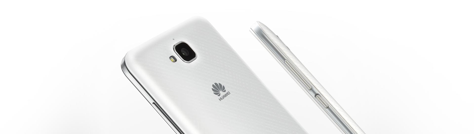 Water-ripple design makes HUAWEI Y6 PRO a fashion piece