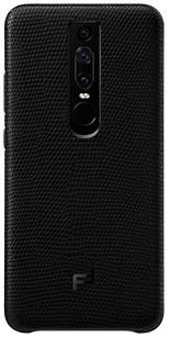 Porsche Design Huawei Mate RS accessories �C leather case, ear phones and wireless charger
