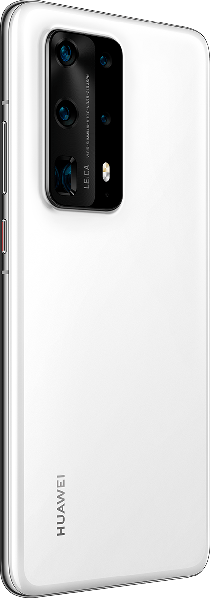 HUAWEI P40 Pro+ White Ceramic Back