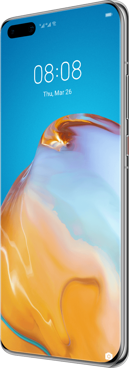 HUAWEI P40 Pro+ Black Ceramic Back
