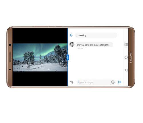 Smartphone HUAWEI Mate 10 Pro, pantalla completa