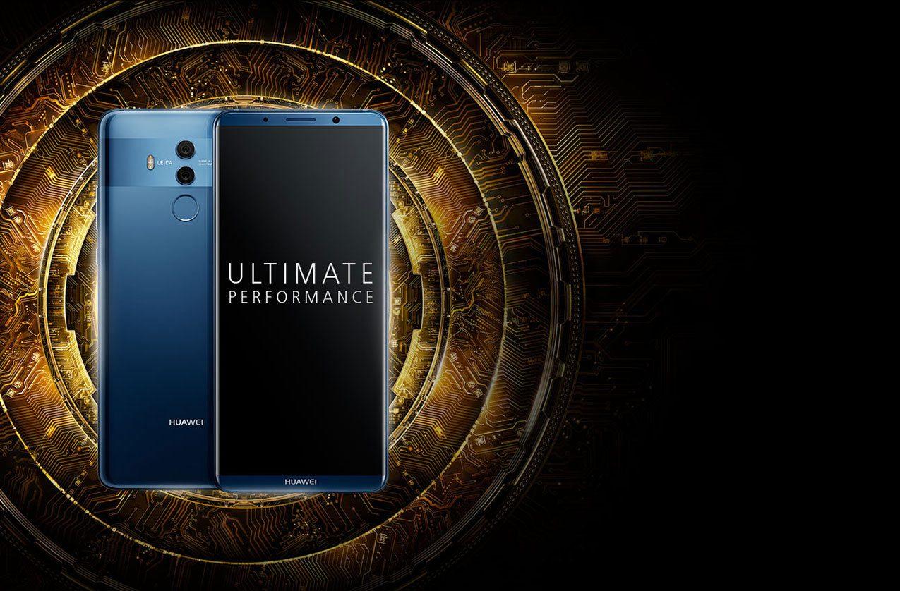 Huawei Mate 10 Pro Dual Sim Smartphone Huawei Philippines