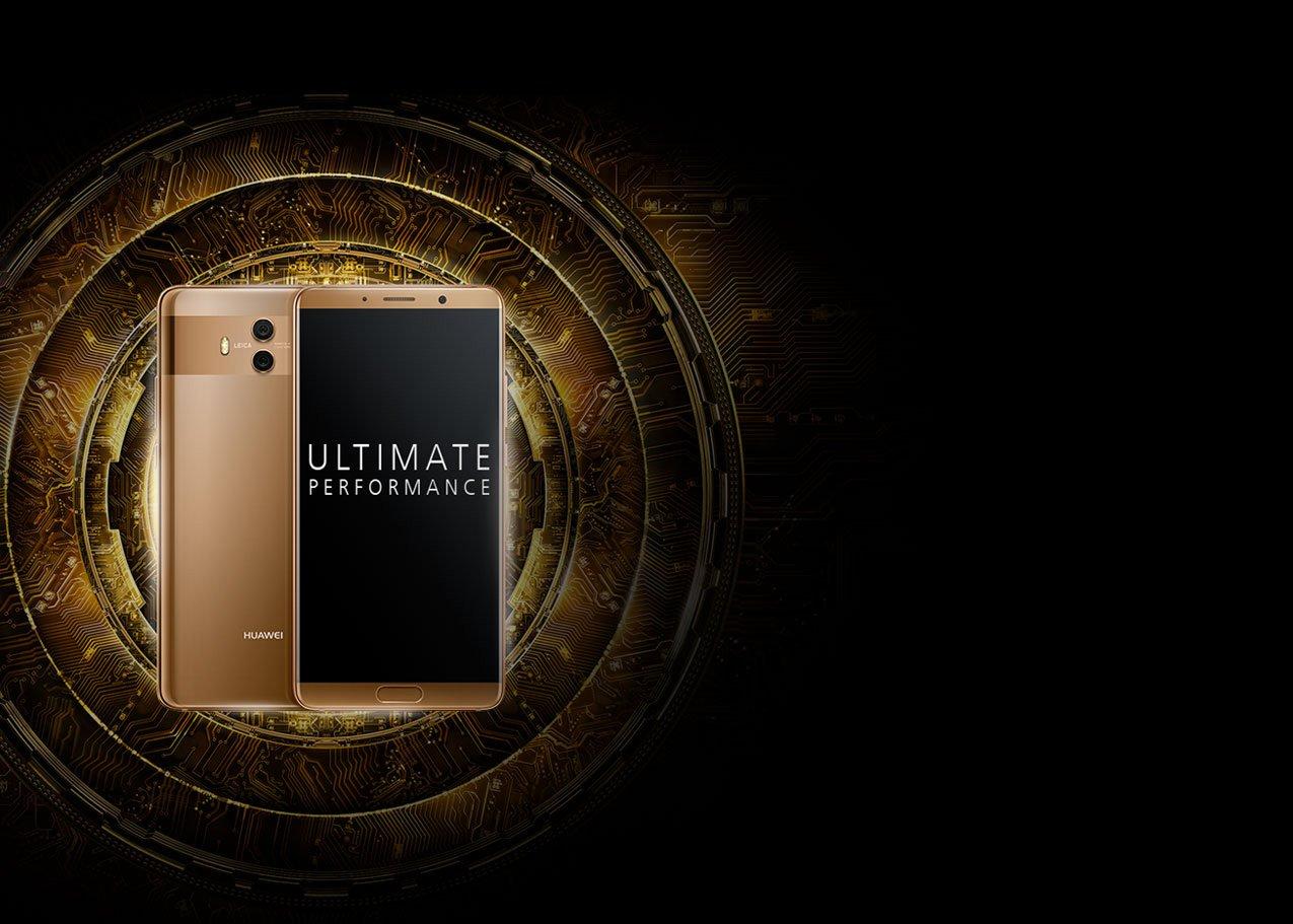 Huawei Mate 10 Smartphone Kirin Ai Face Unlock Global Smart Tv Box Android