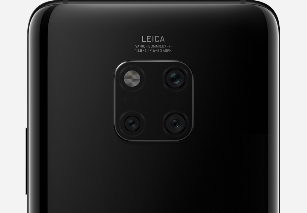HUAWEI Mate 20 Pro design matrix