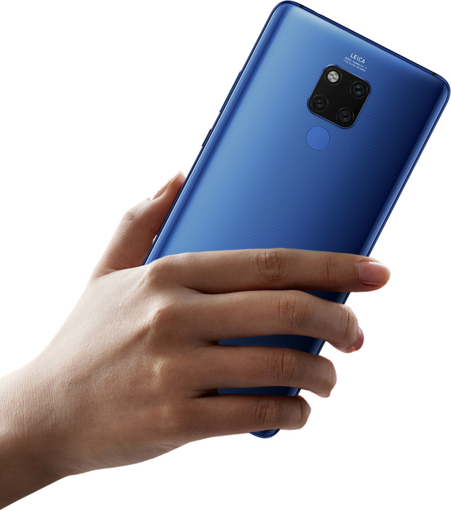 Huawei mate20 x comfortable to hold