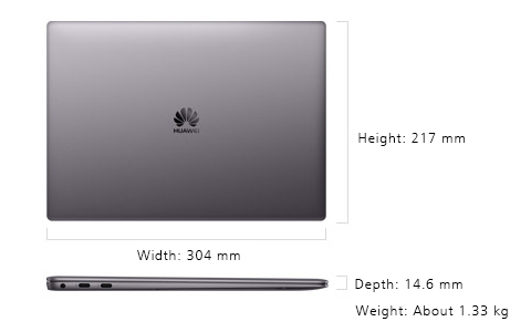 HUAWEI MateBook X Pro specifications and features| HUAWEI Global