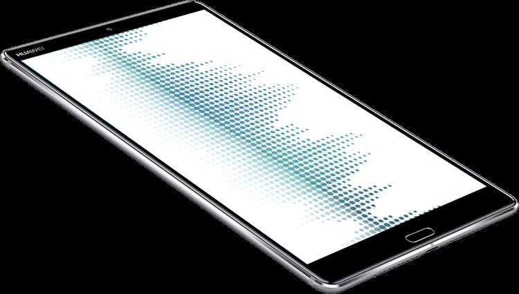 Huawei MediaPad M5 Harman Kardon® music tuning