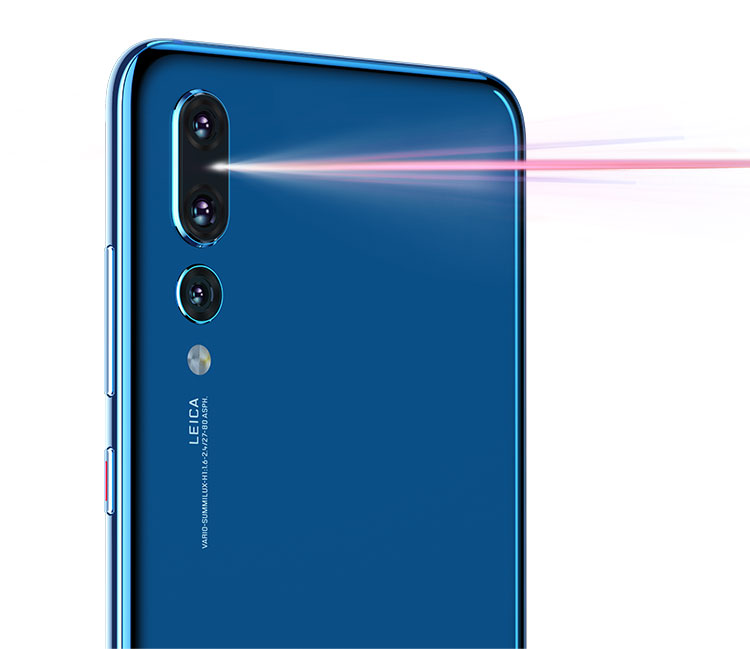 Huawei P20 Pro low light night mode feature