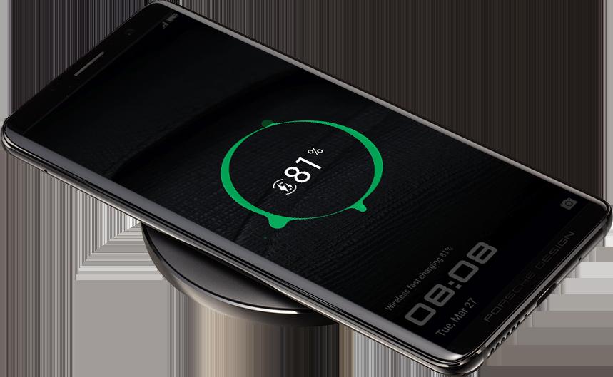 PORSCHE DESIGN HUAWEI Mate RS Smartphone, in-screen
