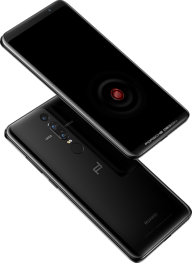 Porsche Design Huawei Mate Rs Smartphone In Screen Fingerprint Telephone Hybrids Communications Content From Electronic Discover The Exceptional