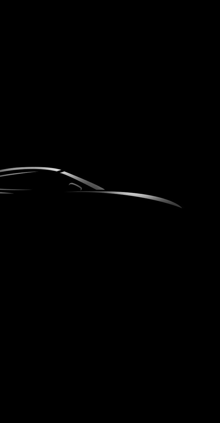 Porsche Design Huawei Mate RS Porsche Silhouette