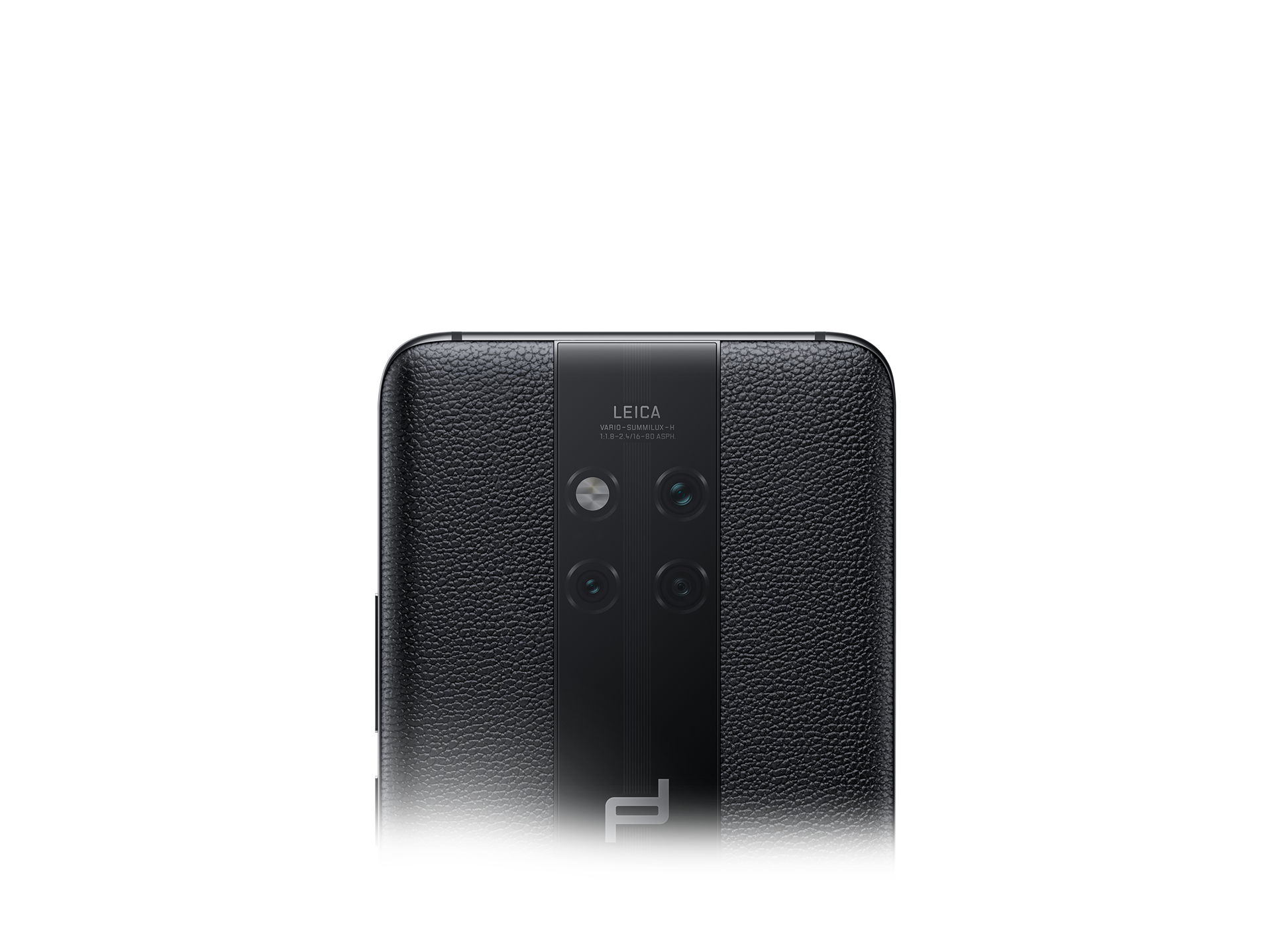 PORSCHE DESIGN HUAWEI Mate 20 RS with Porsche 4 Point Design Camera