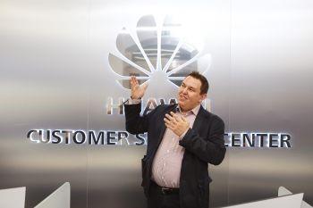 Erster Huawei Service Shop österreichs Huawei öffnet Seine Tore Im