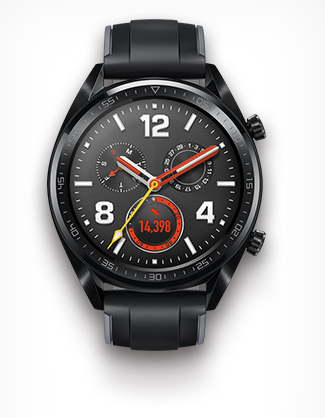Porsche design HUAWEI WATCH GT