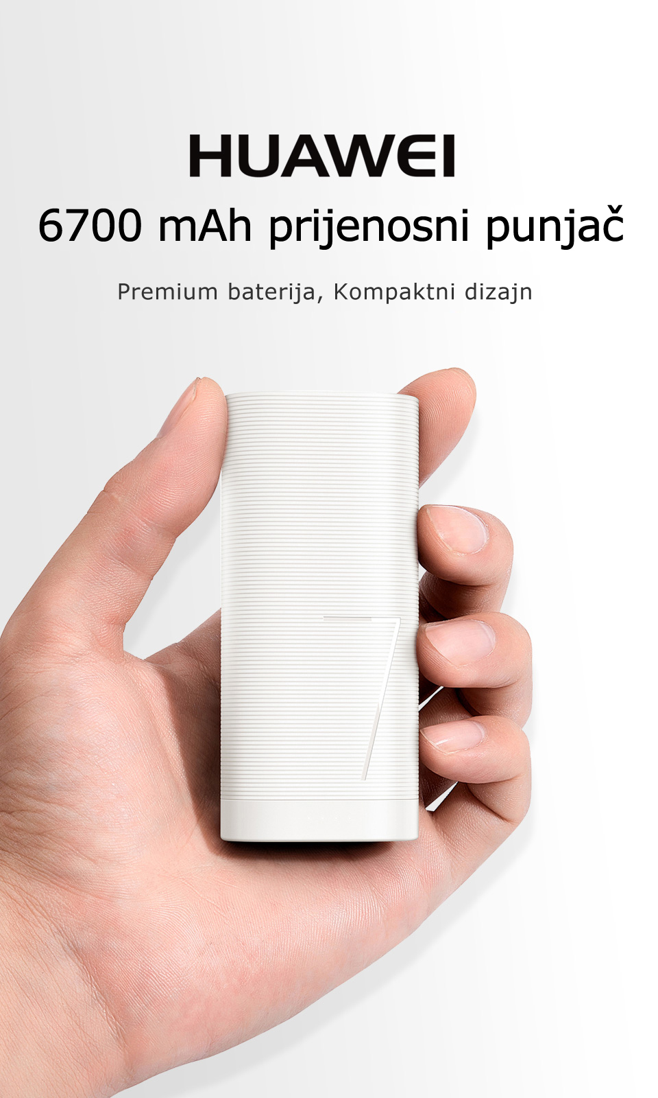 HUAWEI 6700mAh Power Bank