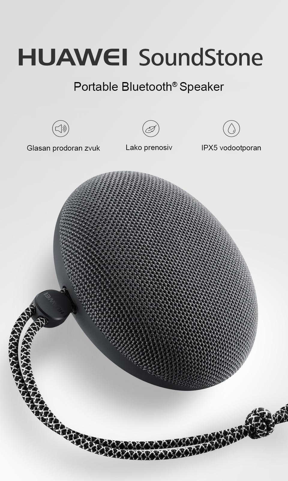 HUAWEI SoundStone Portable Bluetooth Speaker
