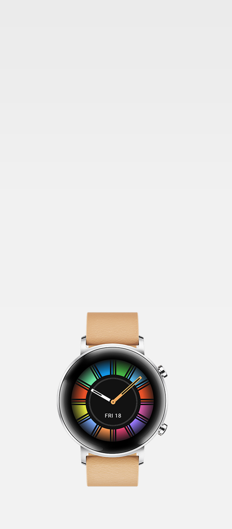 HUAWEI WATCH GT2 New Aesthetic Design