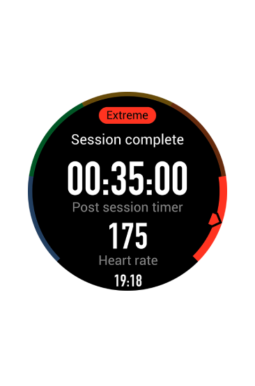 HUAWEI WATCH GT scientific coaching