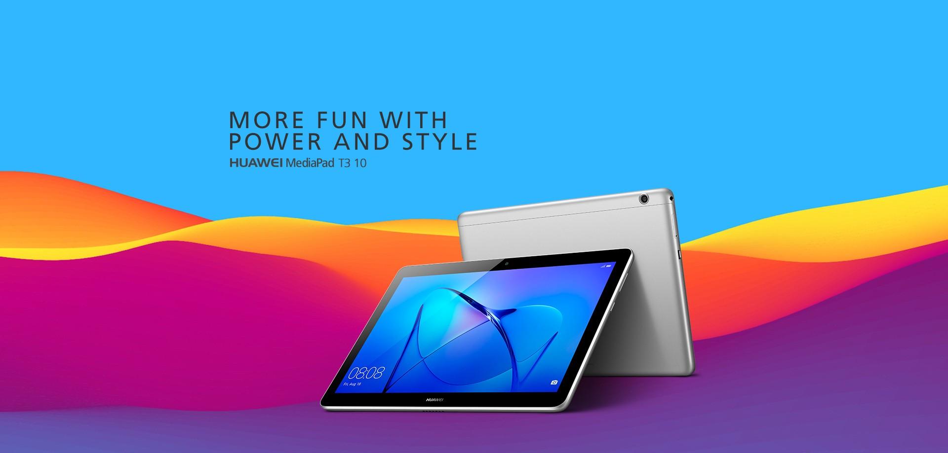Produktbeskrivning för HUAWEI MediaPad T3 9.6